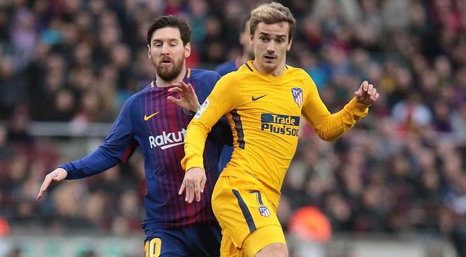 """Грізманн у трьох тактичних схемах Барселони – яка зірка """"блаугранас"""" ризикує  засісти на лаву запасних?"""