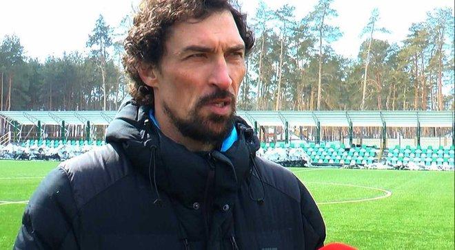 Михайленко розповів, завдяки чому СК Дніпро-1 відіграв 4 голи у матчі проти Ворскли