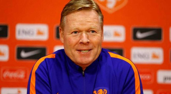 Куман: Сборная Нидерландов не входит в число лучших команд мира