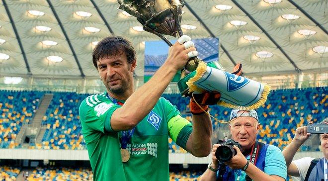 Шовковский снялся в рекламе спонсора Лиги чемпионов