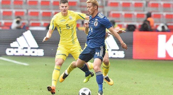 Україна – Японія – 2:1 – відео голів і огляд матчу