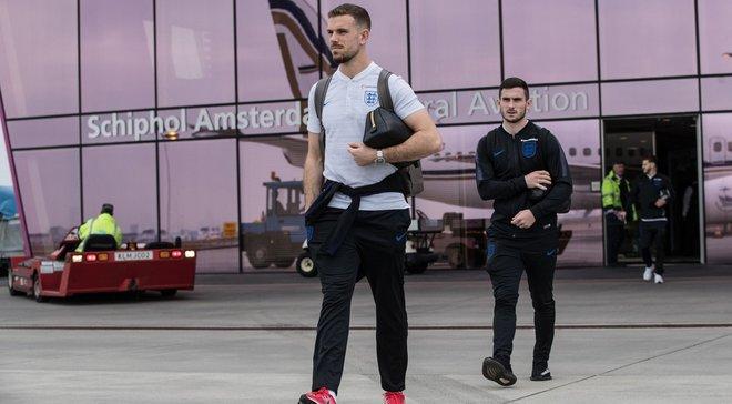 Игрок сборной Англии хочет иметь личную охрану во время ЧМ-2018 в России