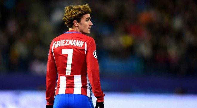 Барселона та Атлетіко уклали джентельменську угоду щодо Грізманна