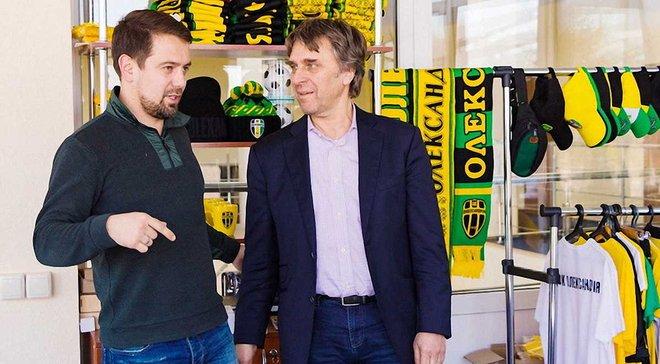 """""""Україна має потенціал, аби в еліті було 18 чи 16 клубів"""". Томас Грімм – про плани на посаді президента УПЛ"""
