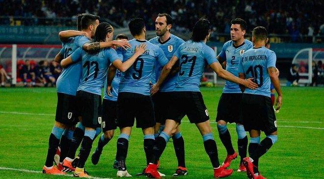 Уругвай здолав Уельс у фіналі China Cup