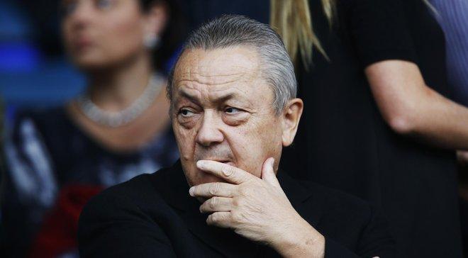 Совладелец Вест Хэма Салливан отмывал деньги через клуб