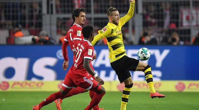 Баварія – Борусія Д: Ярмоленко потрапив у класний відеоанонс матчу від Бундесліги, але повернеться у квітні
