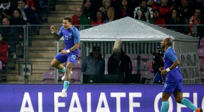 Португалия – Нидерланды – 0:3 – видео голов и обзор матча