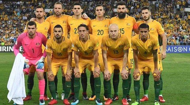 ЧС-2018: Австралія не планує бойкотувати турнір