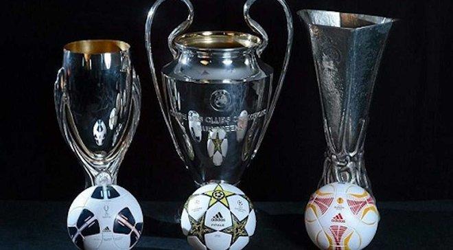 УЕФА изменил время начала матчей еврокубков