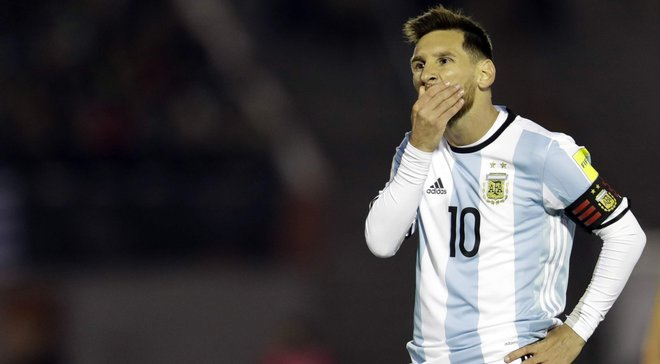 Мессі не зіграє проти Іспанії – у старті його замінить Банега