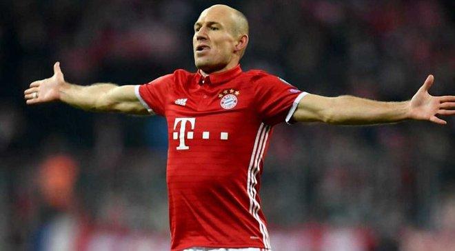 Роббен никак не может согласовать новый контракт с Баварией