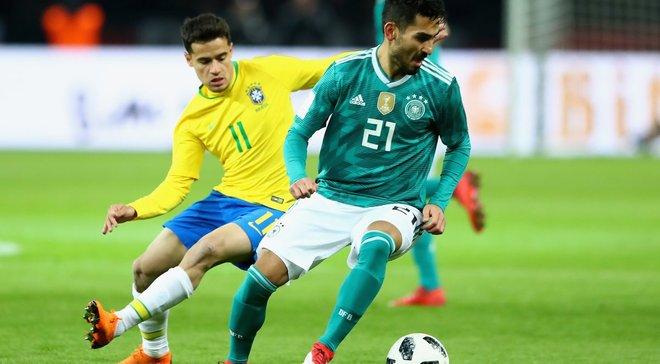 Германия – Бразилия – 0:1 – видео гола и обзор матча