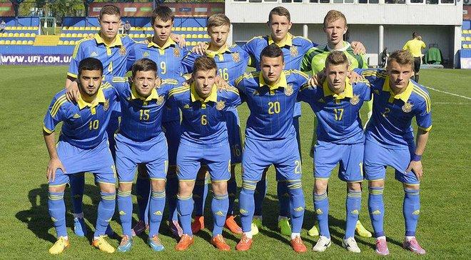 Україна U-19 – Румунія U-19 – 2:1 – відео голів та огляд матчу