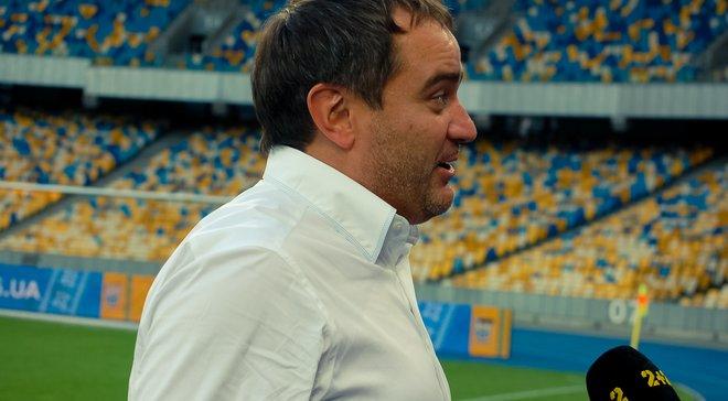 Павелко: Молодежная сборная Украины выступит на турнире в Японии