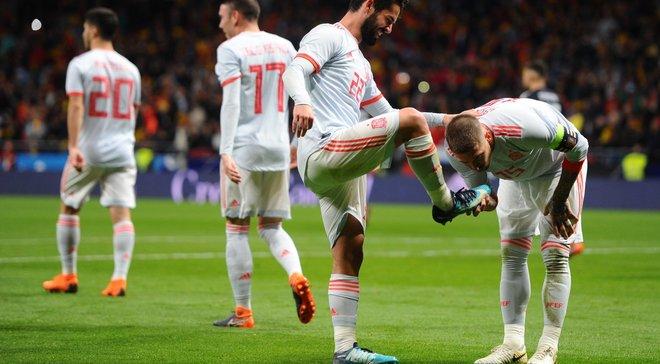 """Серхіо Рамос: """"Фаворит"""" ЧС-2018 збірна Іспанії ще нічого не виграла"""
