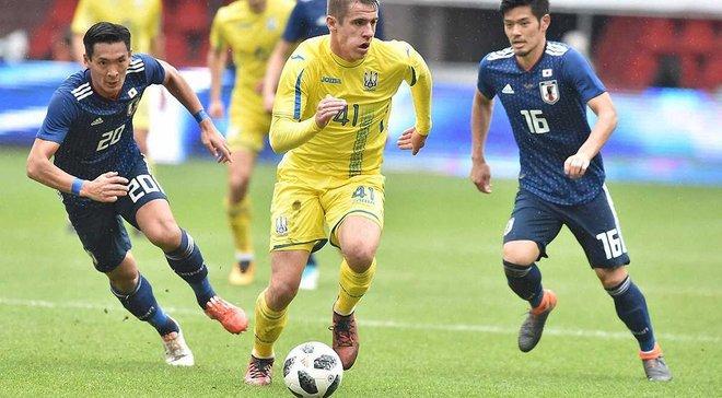 6 головних підсумків гри збірної України в товариських матчах проти Саудівської Аравії та Японії