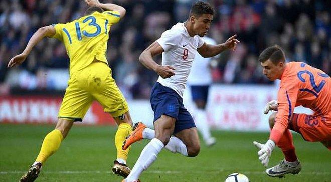 Украина была лучше Англии: как молодежная сборная Головко удивила английские СМИ, но не прервала невероятную серию
