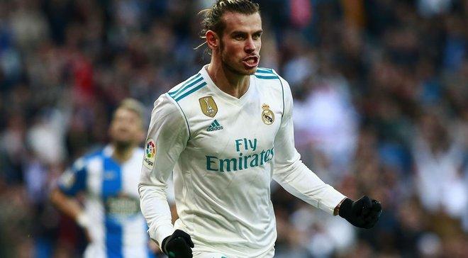 Бейл не покинет Реал меньше, чем за 100 млн евро