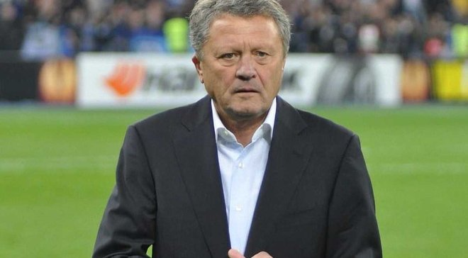 Маркевич: Винні у технічній поразці в матчі з Сербією U-17 мають бути покарані