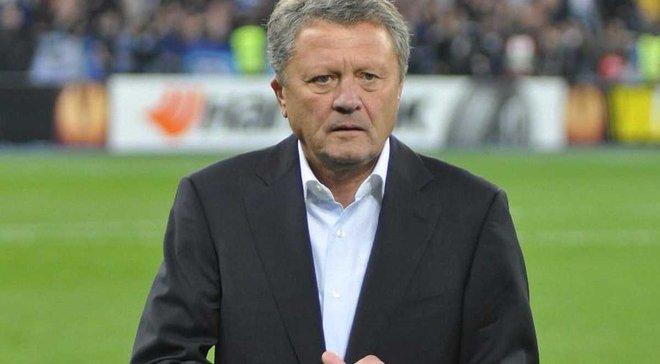 Маркевич: Виновные в техническом поражении в матче с Сербией U-17 должны быть наказаны