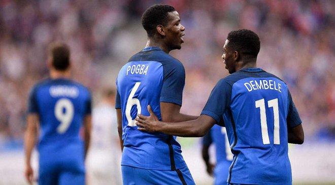 Росія – Франція: ФІФА відкрила розслідування щодо образ французьких гравців на грунті расизму