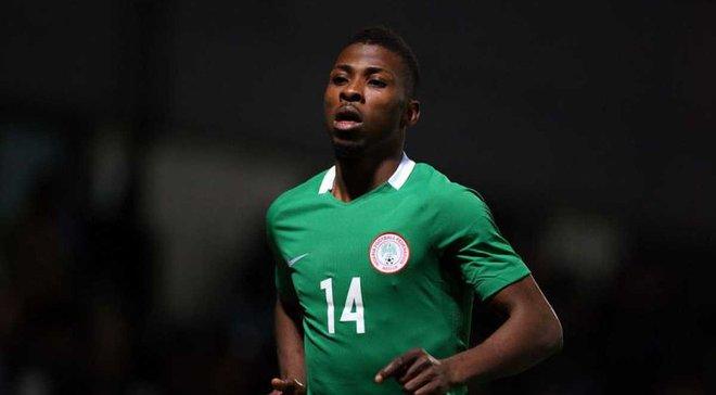 Ихеаначо сломал руку в сборной Нигерии