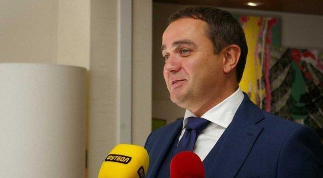 ФФУ проведет внутреннее расследование из-за инцидента со сборной Украины U-17