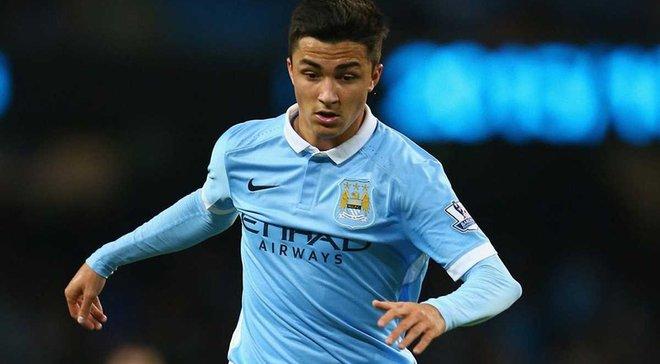 Рома претендует на полузащитника Манчестер Сити