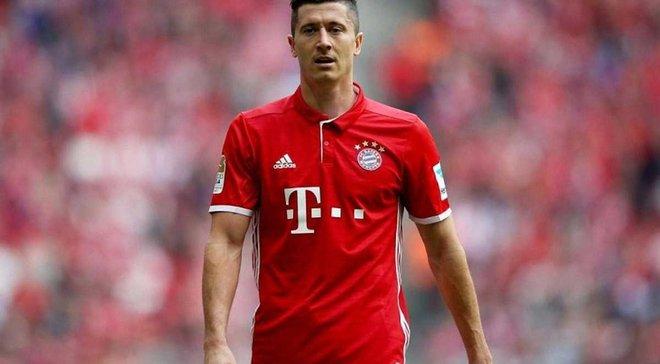 Левандовски попросит у руководства Баварии трансфер в Реал