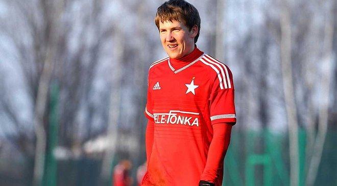 Балашов став гравцем Олімпіка