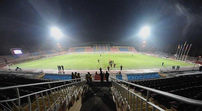 Директор стадіону Маріуполя: На Динамо давно чекаємо