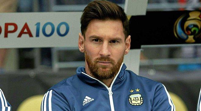 """Мессі емоційно виступив перед гравцями збірної Аргентини після погрому від Іспанії: """"Це було вражаюче"""""""
