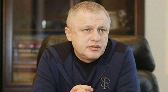 Суркис о сборной Украины U-17: У ребят украли мечту