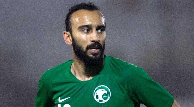 Форвард сборной Саудовской Аравии тренируется с Манчестер Юнайтед
