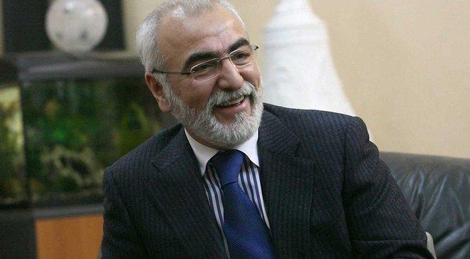 ПАОК опротестует решение о дисквалификации своего президента Саввиди