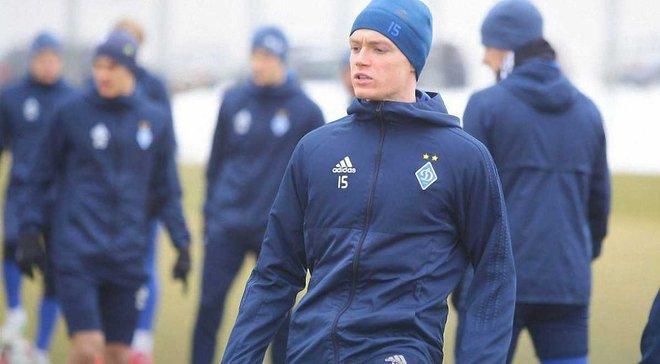 Динамо начало подготовку к матчу с Мариуполем в полном составе
