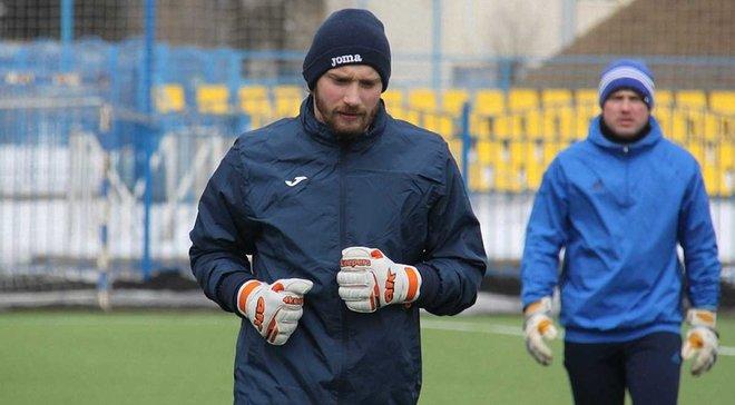 Екс-кіпер Дніпра та Волині Шеліхов став гравцем мінського Луча