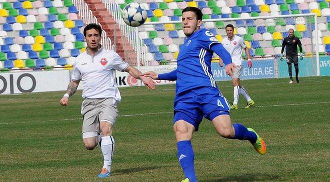 Лочошвили официально арендован тбилисским Динамо