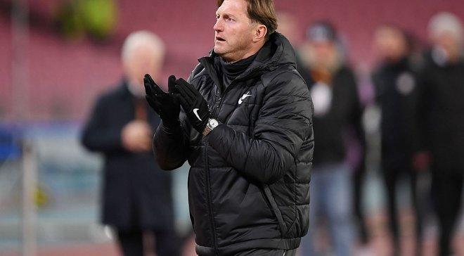Хасенхютль домовився про новий контракт із РБ Лейпциг