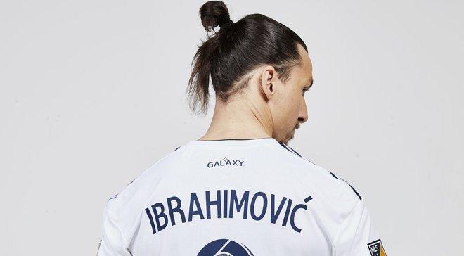 Ибрагимович прибыл в Лос-Анджелес