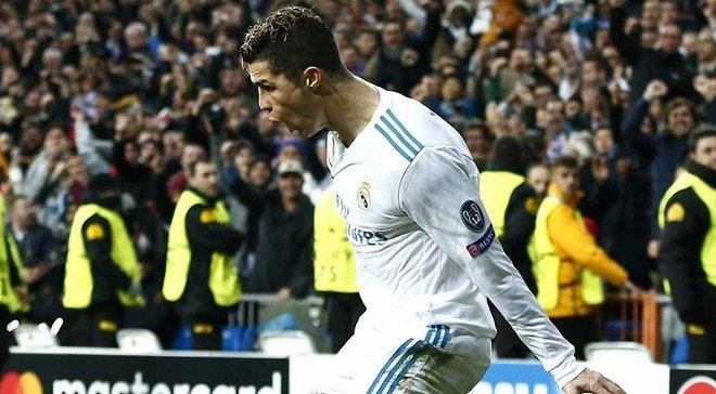Роналду – лучший бомбардир турниров УЕФА, Шевченко – на 5-м месте: все рекорды португальца