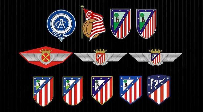 Фаны Атлетико требуют вернуть старую эмблему