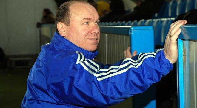 Леоненко, Заваров та інші легенди зіграють у матчі зірок Дніпро – Динамо