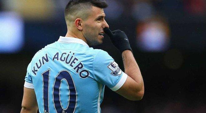 Агуэро не сыграет против Эвертона и может пропустить матч с Ливерпулем, – журналист