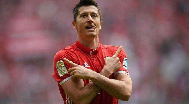 Хайнкес: Гадаю, Лєвандовскі поб'є мій рекорд за кількістю голів у Бундеслізі
