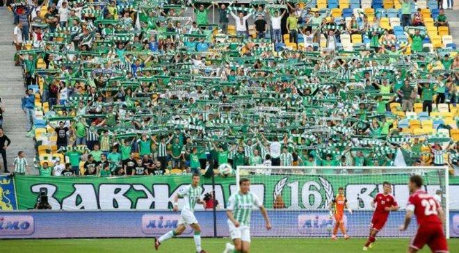 Фанаты Карпат перечислили часть денег, собранных на выплату Гудыме, на лечение сына игрока Прикарпатья Бочкура