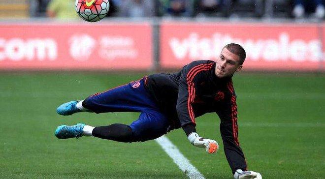Вест Хем має намір підписати воротаря Манчестер Юнайтед