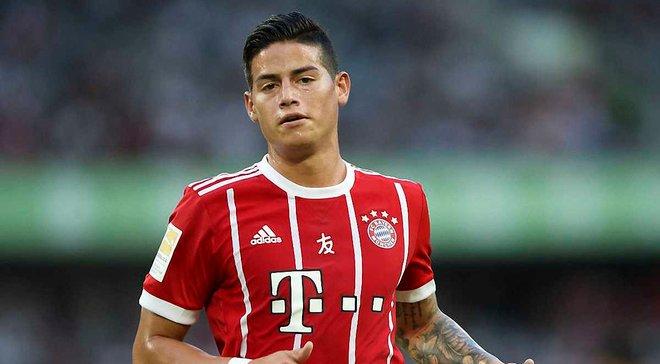 Хамес: Мені дуже добре в Баварії