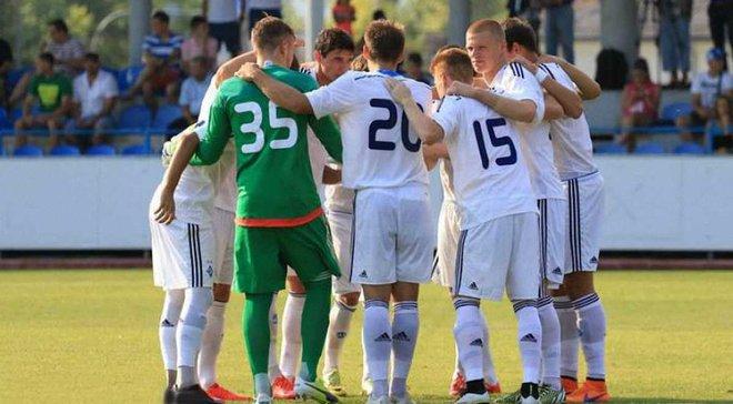 Динамо U-21 победило Мариуполь благодаря красивым голам Алибекова и Леднева